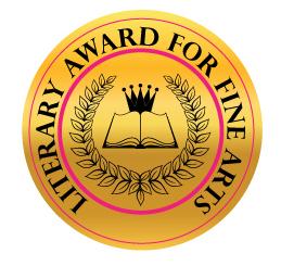 AWARD DESIGN FOR GOLD LABEL LiteraryAward_1